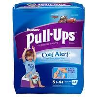 Pull-Ups Training Pants with Wetness Liners, Boys, 3T-4T, Jumbo 23 ea