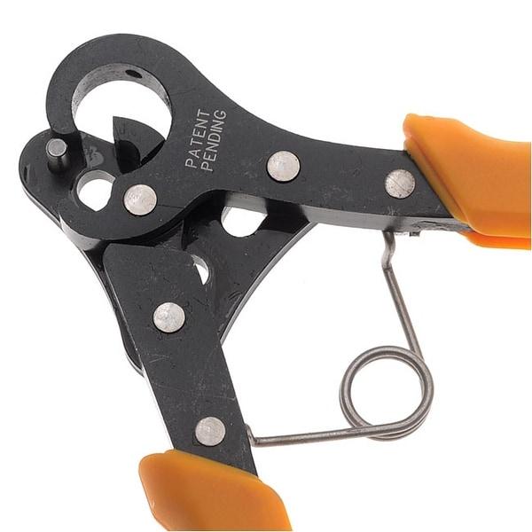 BeadSmith 1-Step Big Looper Plier, Makes 2.25mm Loops With 24-18 Gauge Wire