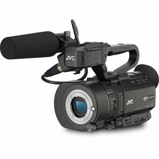 JVC GY-LS300 4KCAM Handheld S35mm Camcorder (Body Only)