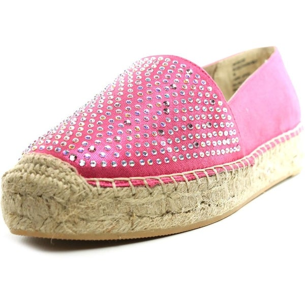 White Mountain Harmonize Women Pink/Metallic Flats