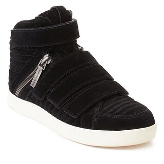 Top The Quad BlackShopping Shoes Sneakers Best Hi On Sneaker Deals Balmain Men's Pierre Strap Suede cFKTlJ1