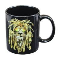 Reggae Lion 11oz Coffee Mug - Multi
