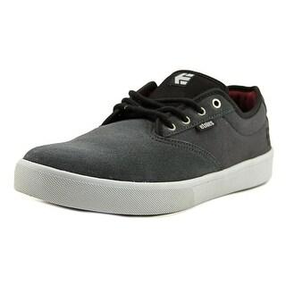 Etnies Jameson SL Men Round Toe Leather Gray Skate Shoe