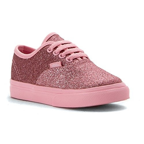 7fcab856be Shop Vans Boy s Authentic - Shimmer Bright Pink 8 M - Free Shipping On  Orders Over  45 - Overstock - 20553762