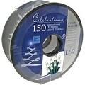 Celebrations 40754-71 Mini LED Light Reel, Cool White, 35.58' - Thumbnail 0