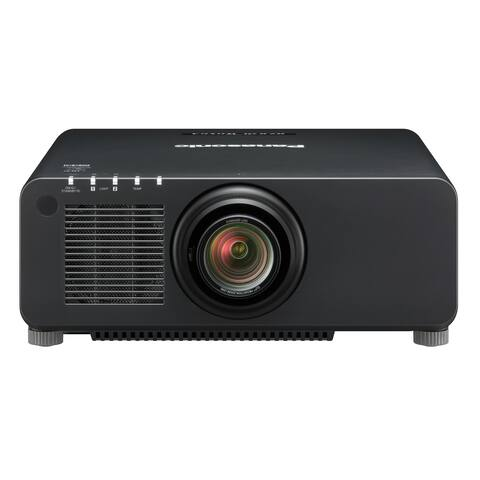 Panasonic PT-RZ970LBU WUXGA DLP Laser Projector Without Lens - Black