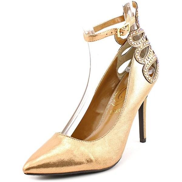 J. Renee Ellusion Women N/S Pointed Toe Synthetic Heels