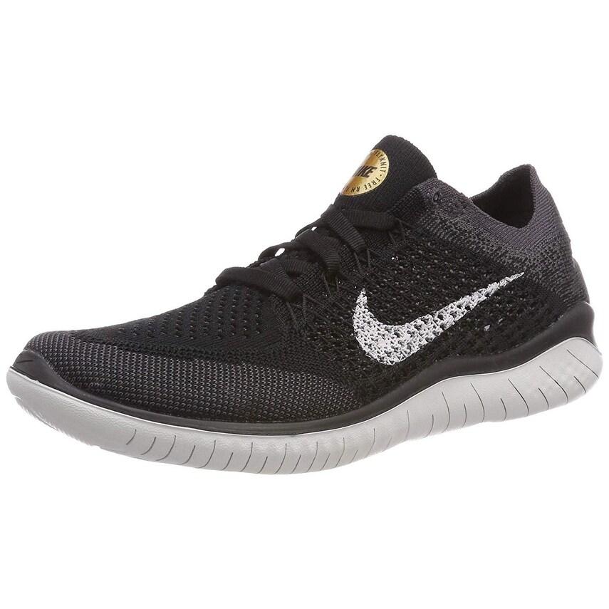 cheaper 52d74 e1fa2 Nike Women's Free RN Flyknit 2018 Running Shoe