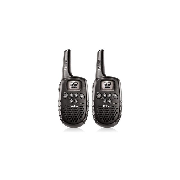 Uniden GMR1635-2 Two-Way Radios with 7-FRS & 15-GMRS Channels