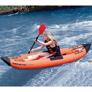 """Airhead AHTK1 Performance Travel Kayak"""
