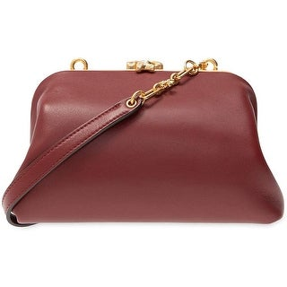 Link to Tory Burch Womens Cleo Red Shoulder Bag Similar Items in Shop By Style