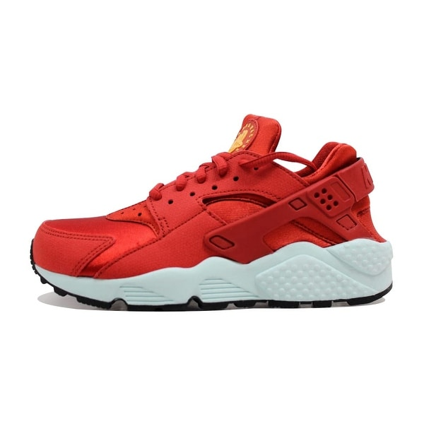 55d4867328909 Nike Women s Air Huarache Run Cinnabar Laser Orange-Fiberglass-Black  634835-600