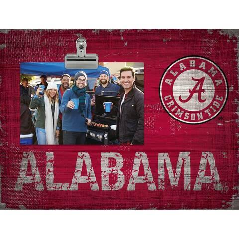 Alabama Crimson Tide Clip Frame