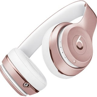 Beats by Dr. Dre - Beats Solo 3 Wireless Headphones - Rose Gold Gold