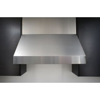"Miseno MH70236AS 1200 CFM 36"" Professional Stainless Steel Wall Mounted Range Hood with Dual Halogen Lighting System"