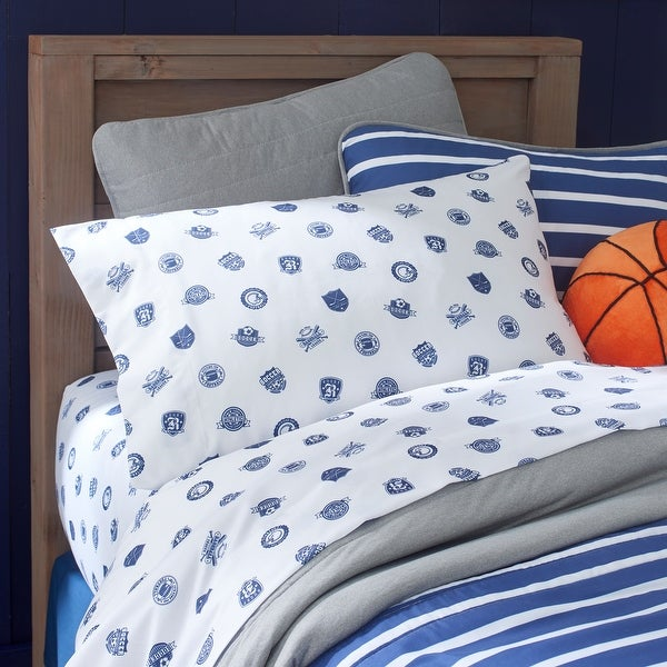 Asher Home Kids So Sporty Sheet Set. Opens flyout.
