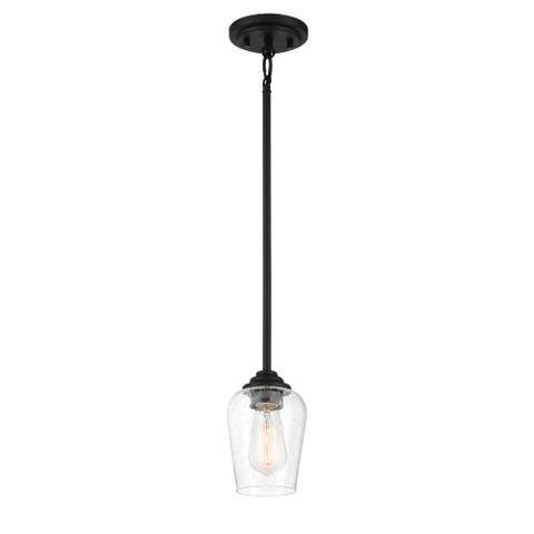 Shyloh - 1 Light Pendant / Semi Flush