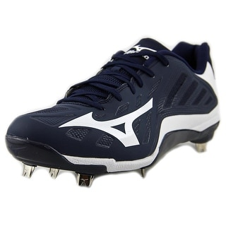 Mizuno Heist IQ Round Toe Leather Cleats