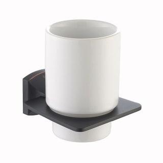 Kraus KEA-13304 Fortis Solid Brass Ceramic Tumbler Holder