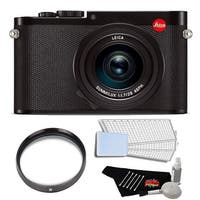 Leica Q (Typ 116) Digital Camera Basic Kit (Black or Silver Anodized)