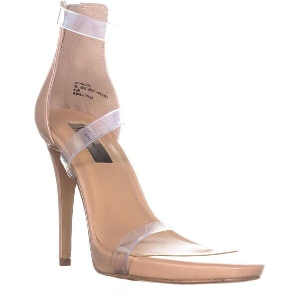 I35 Sadiee Strappy Dress Sandals, Powder Nude