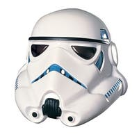 Stormtrooper 3/4 Adult Costume Mask - White