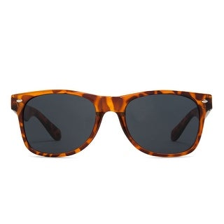 Gravity Shades Classic Tortoise Brown Sunglasses - One size