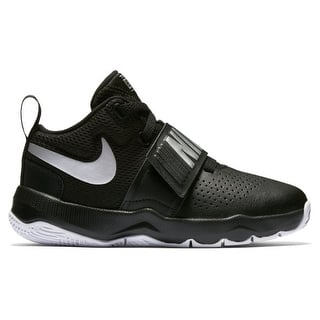 Boy's Nike Team Hustle D 8 (PS) Pre School Basketball Shoe Black/Metallic Silver/White Size|https://ak1.ostkcdn.com/images/products/is/images/direct/6935786acb42f8fde9e71790c4ae39a3e26c1f30/Boy%27s-Nike-Team-Hustle-D-8-%28PS%29-Pre-School-Basketball-Shoe-Black-Metallic-Silver-White-Size.jpg?impolicy=medium