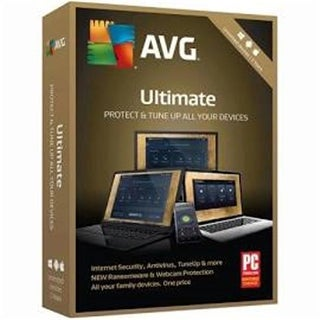 AVG Box AVG-IS18T24EN-UNL 2 Year Unlimited Devices Subscription