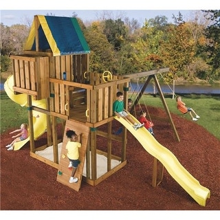 Swing N Slide Kodiak Playground Kit NE5010 Unit: EACH