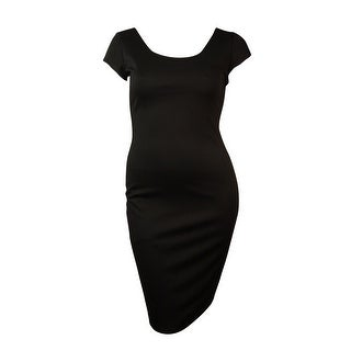 Bar III Women's Sleeveless Dress - l