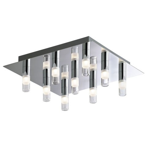 "Bazz Lighting CL09LED Lume 9 Light 13-3/8"" Wide Integrated LED Semi-Flush Ceilin"