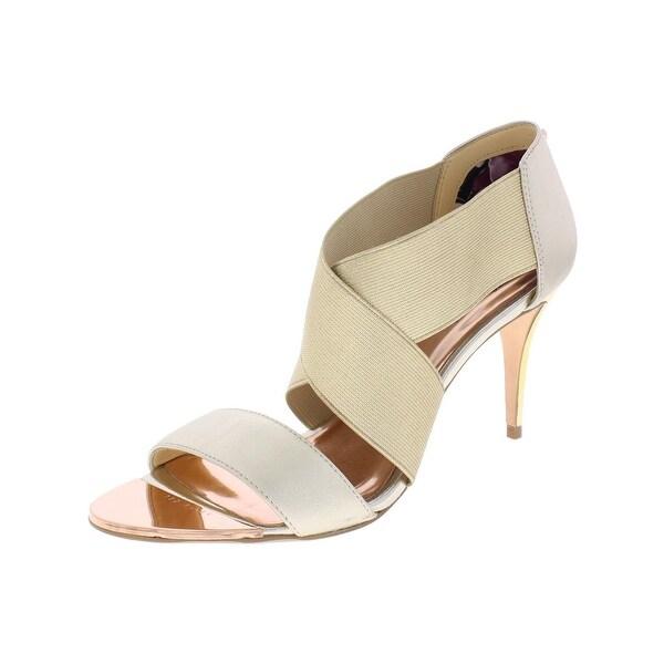 Ted Baker Womens Leniya Dress Sandals Leather Open Toe