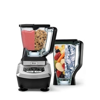 Ninja BL700 Kitchen System 1100W Smart Speed Blender (Certified Refurbished) - Black