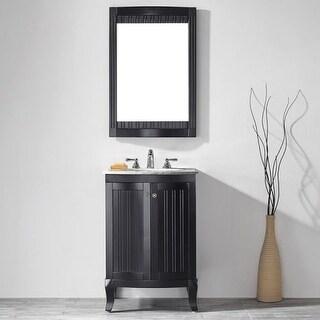 "Miseno MV717024 23-1/5"" Free Standing Single Vanity Set with Wood Cabinet"