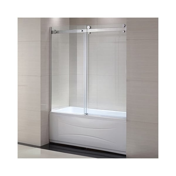 Shop Miseno Msdc6063 62 610 High X 59 Wide Frameless Bathtub