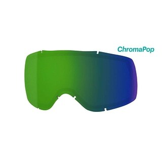 Smith Optics Showcase OTG Ski Goggle - Replacement Lens - ChromaPop Sun - SW6CPS