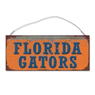 University of Florida Gators Small Tin Sign