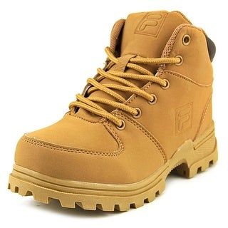 Fila Ascender 2 Youth Round Toe Synthetic Tan Boot