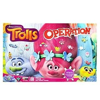 Trolls Operation Board Game