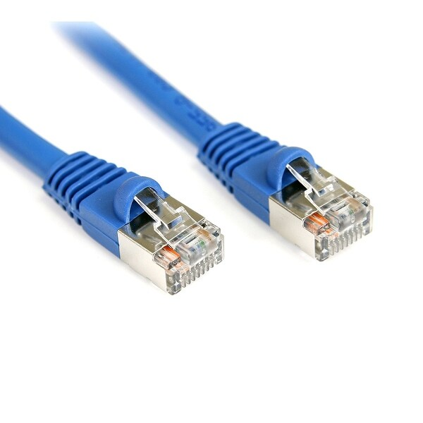 Startech - 100Ft Cat 5E Blue Rj45 Snagless Shielded Network Patch Cable - 100 Ft Category