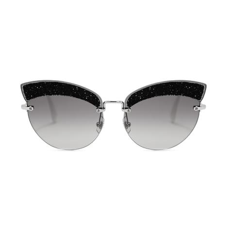 Miu Miu Cat Eye Sunglasses SMU58TS U983M1 65 - 65mm x 17mm x 145mm