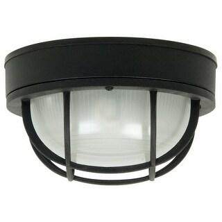 """Craftmade Z395 Bulkheads 10"""" 1 Light Outdoor Wall / Ceiling Light"""
