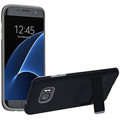 timeless design 8563c ebbc2 Case-Mate Tough Stand Case for Samsung Galaxy S7 edge - Black
