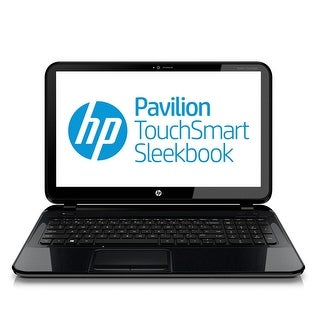 "HP Pavilion 15-B107CL 15.6"" Touch Laptop AMD A8-4555M 1.6GHz 8GB 640GB Win10"