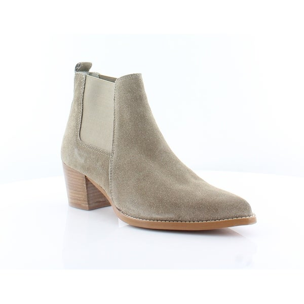 Kenneth Cole Russie Women's Boots Taupe - 6.5