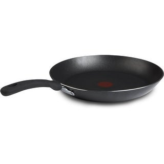 "T-fal E9380264 Professional Non-Stick Saute Pan, Black, 8"""