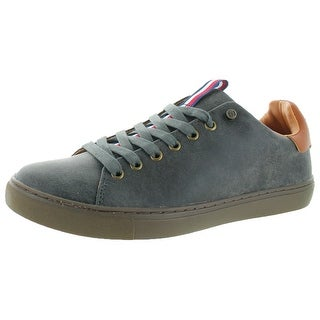 Tommy Hilfiger Marks Men's Faux Leather Sneakers