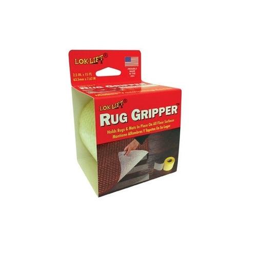 "Lok-Lift 2515R Rug Gripper, 2.5"" x 15'"
