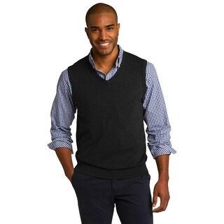 Port Authority SW286 Men's Sweater Vest